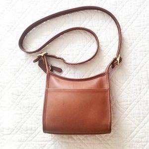 Vintage Coach Legacy messenger bag in British tan